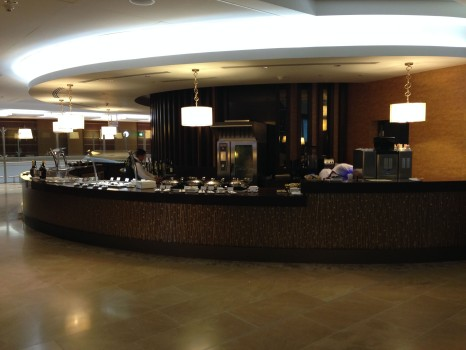Emirates First Class Lounge Concourse A A380 Dubai089