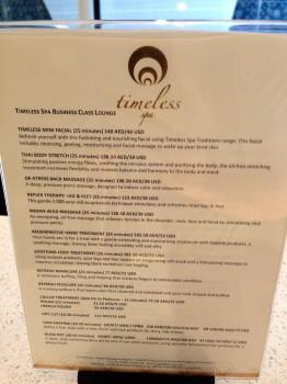 Emirates First Class Lounge Concourse A A380 Dubai099