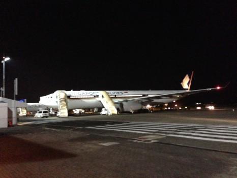Emirates First Class Malé (MLE) - DXB B777-200LR1
