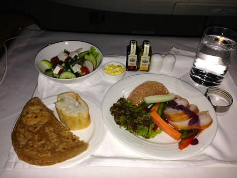 Emirates First Class Malé (MLE) - DXB B777-200LR13