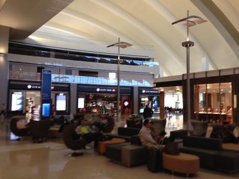 Korean Air Lounge LX36