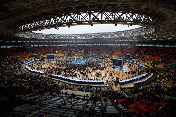 Sad Before After Shots Of Olympic Venues Truth Behind