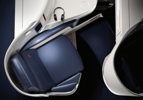 New Air France Business Class Seat 1