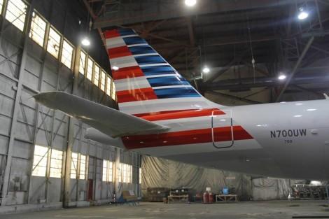 US to AA Paint Job 8
