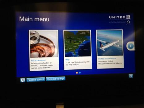 United JFK-SFO Economy Plus04