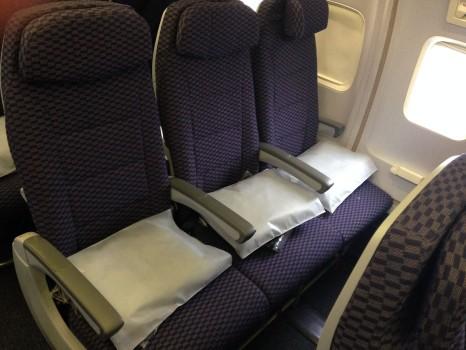 United JFK-SFO Economy Plus09