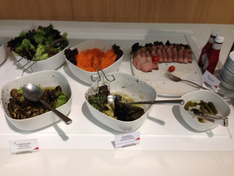 AIr France M Lounge Paris CDG13