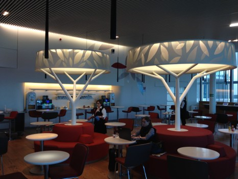 AIr France M Lounge Paris CDG25