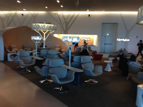 AIr France M Lounge Paris CDG30