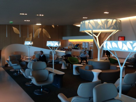 AIr France M Lounge Paris CDG33