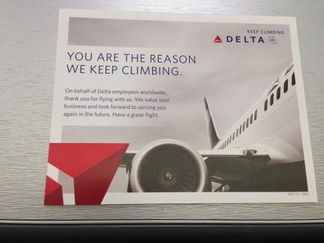 Delta Trip Report 767-300 CDG-EWR Paris05