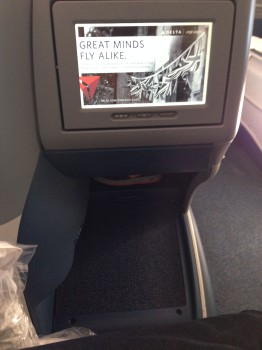Delta Trip Report 767-300 CDG-EWR Paris12