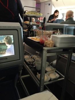 Delta Trip Report 767-300 CDG-EWR Paris26