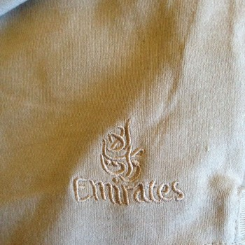 Emirates First Class 777 MXP-JFK29