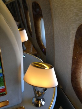 Emirates First Class 777 MXP-JFK41