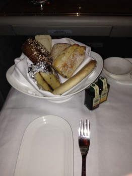 Emirates First Class 777 MXP-JFK67