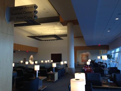 American Airlines AA Admirals Club DFW Dallas04