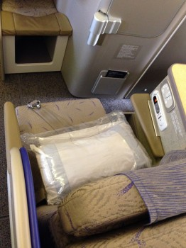 Asiana Airlines Trip Report Business Class ICN-JFK B777-300ER05