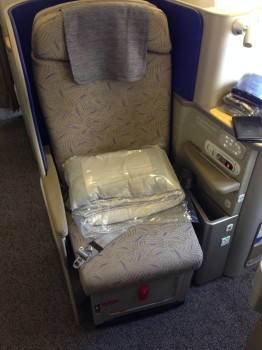 Asiana Airlines Trip Report Business Class ICN-JFK B777-300ER06