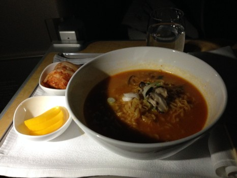 Asiana Airlines Trip Report Business Class ICN-JFK B777-300ER29