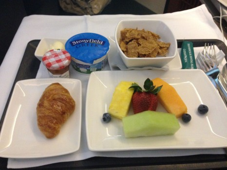 Cathay Pacific Business Class Trip Report46