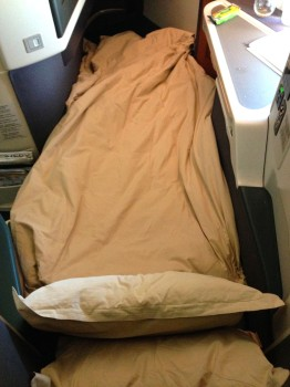 Cathay Pacific Business Class Trip Report72