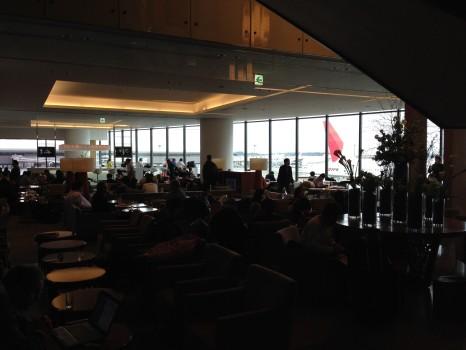 JAL Sakura Lounge Tokyo NRT25