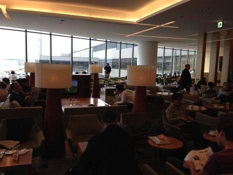 JAL Sakura Lounge Tokyo NRT29
