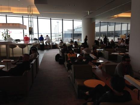 JAL Sakura Lounge Tokyo NRT32
