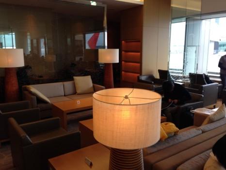 JAL Sakura Lounge Tokyo NRT34