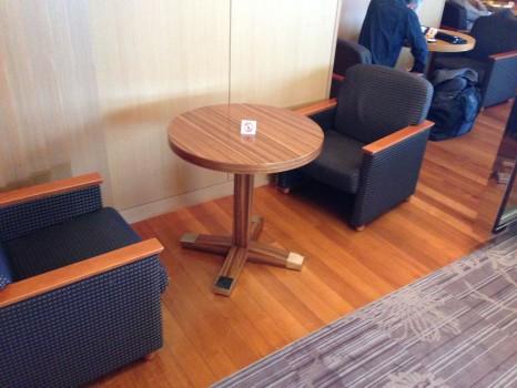 JAL Sakura Lounge Tokyo NRT35