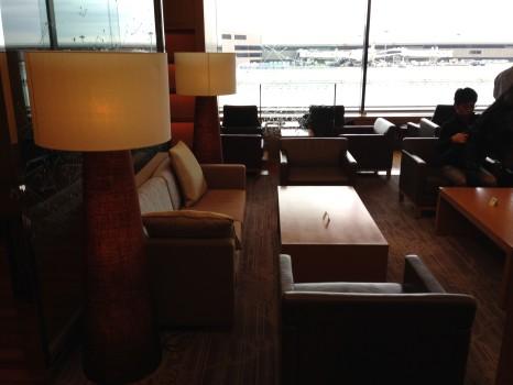 JAL Sakura Lounge Tokyo NRT36