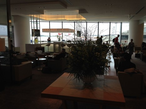 JAL Sakura Lounge Tokyo NRT44