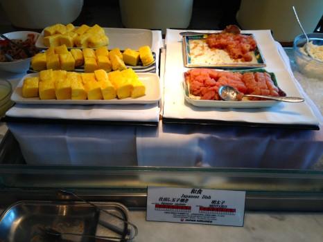 JAL Sakura Lounge Tokyo NRT75