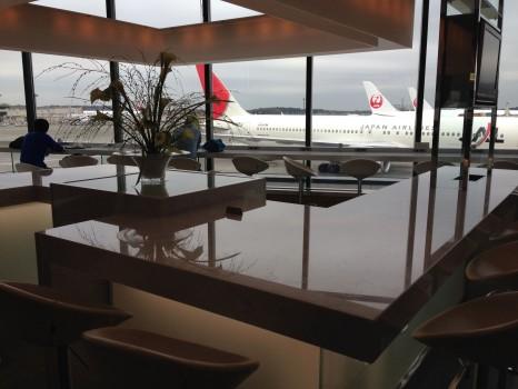 JAL Sakura Lounge Tokyo NRT86