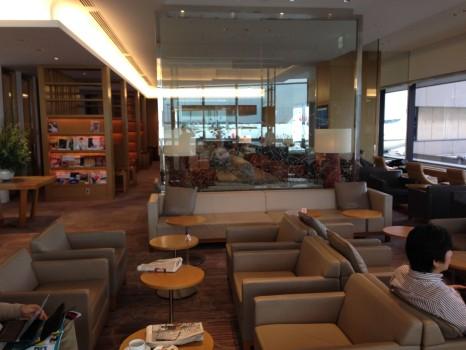 JAL Sakura Lounge Tokyo NRT89