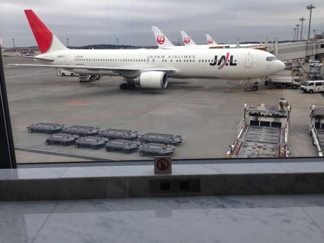 JAL Sakura Lounge Tokyo NRT90