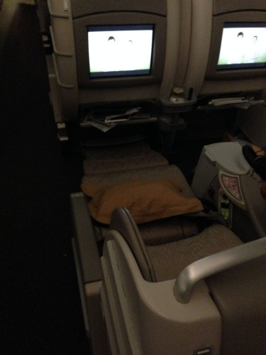 Asiana Airways Trip Report BKK-ICN A330 Bangkok Seoul38