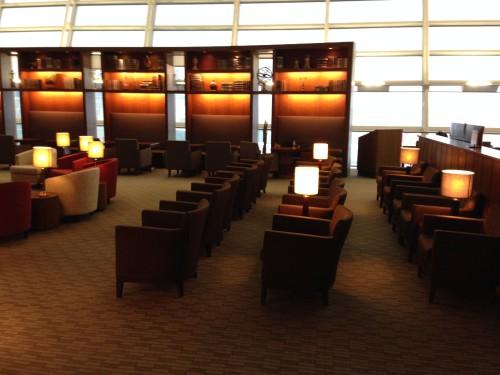 Asiana Lounge Business Class Seoul ICN11