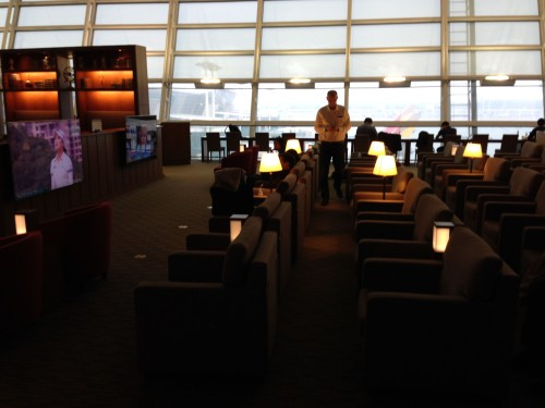 Asiana Lounge Business Class Seoul ICN12