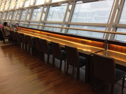Asiana Lounge Business Class Seoul ICN35