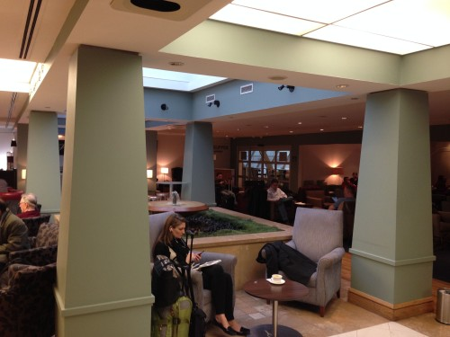 JFK British Airways Galleries Lounge22