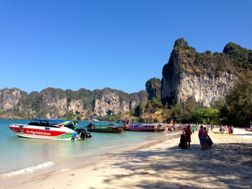 Sand Sea Resort Railay Bay Trip Report Pictures29