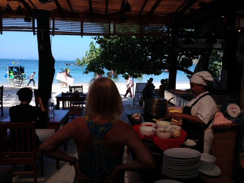 Sand Sea Resort Railay Bay Trip Report Pictures36