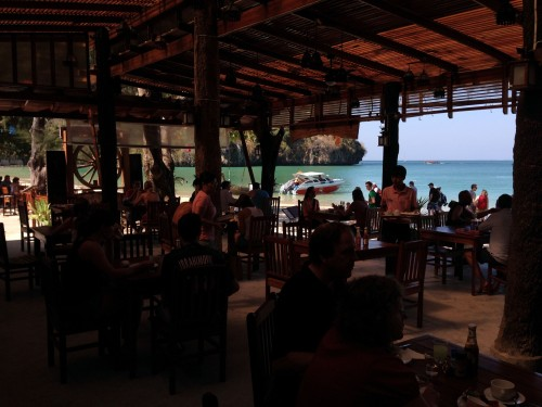Sand Sea Resort Railay Bay Trip Report Pictures37
