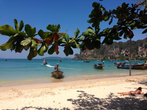 Sand Sea Resort Railay Bay Trip Report Pictures49