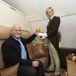 Etihad A380 Butler Service The Residence