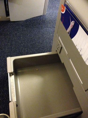 British Airways Flight Review 747-400 Club World07