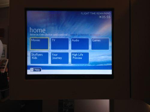 British Airways Flight Review 747-400 Club World31