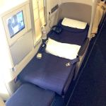 British Airways Flight Review 747-400 Club World36